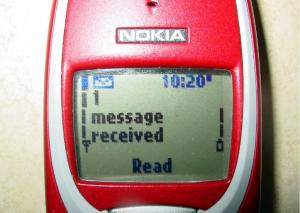تاریخچه پیامک