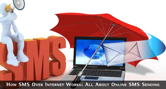 ارسال اس ام اس از طریق اینترنت