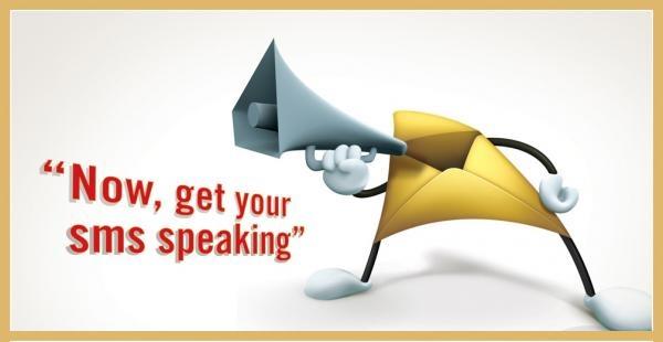 SMSSpeaking