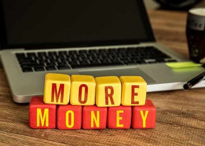 با یک درخواست ساده افزایش درآمد داشته باشید