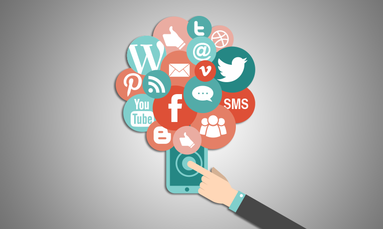 اهمیت و کاربرد شبکه های اجتماعی و پیامک تبلیغاتی