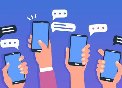 تاثیر پیامک تبلیغاتی بر جذب مشتری