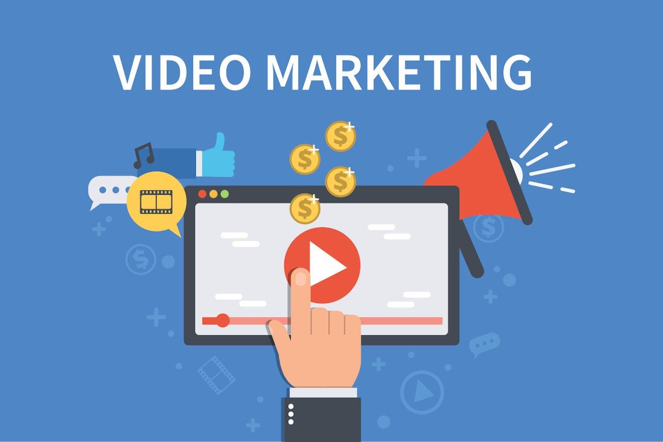 مزایای ویدیو مارکتینگ