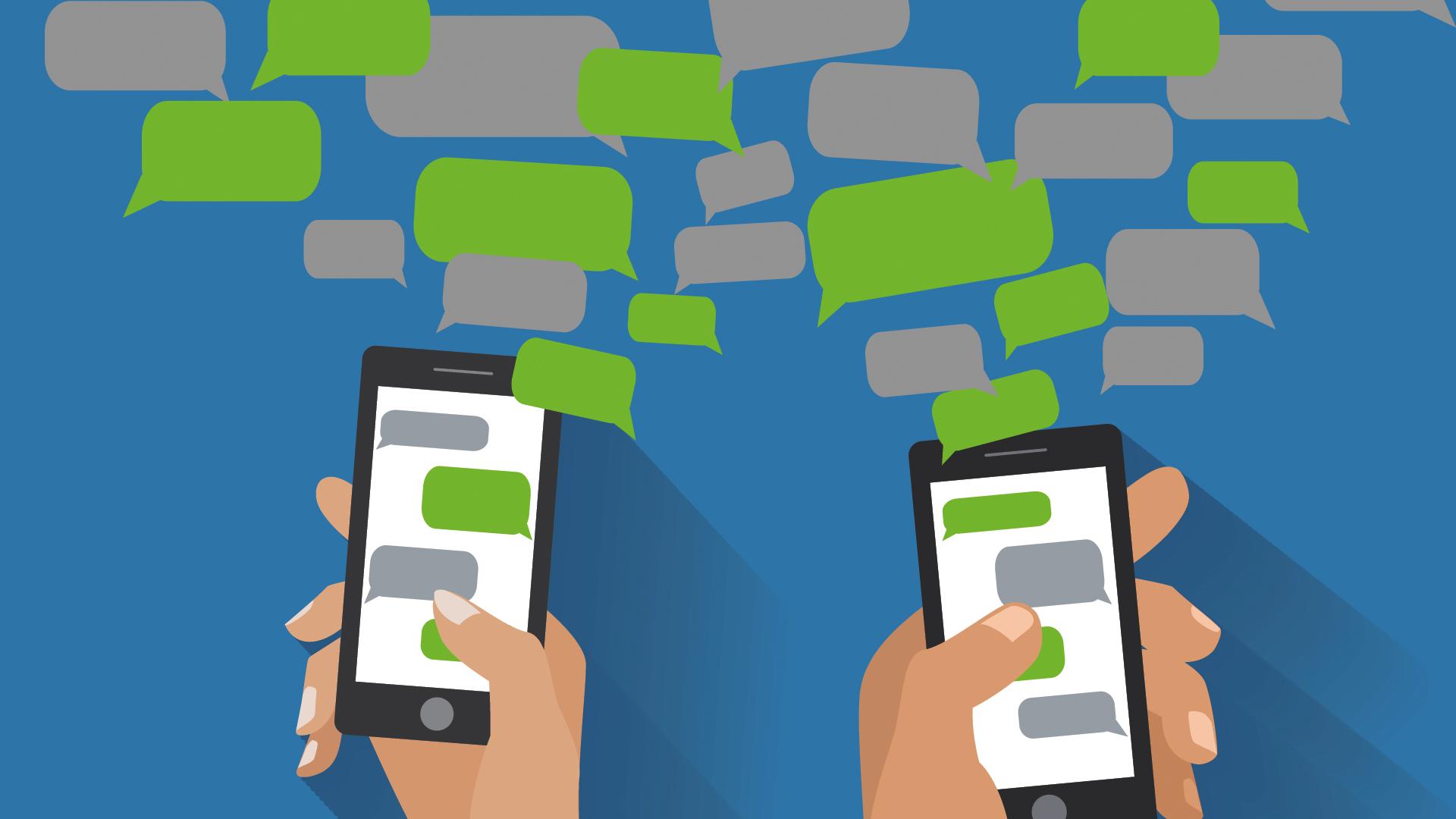 ۴ ویژگی یک پیامک موثر
