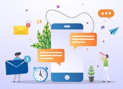 نکات و ترفندهای آموزش بازاریابی پیامکی