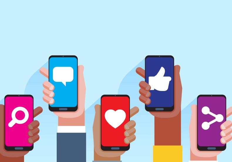 شبکههای اجتماعی در حال حاضر بیشترین تاثیر را برای کسب آرای انتخاباتی دارند